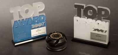 Harmonic-Stabilizer - Top Audio & Video Awards: Top Award 2007 and Top Design 2007